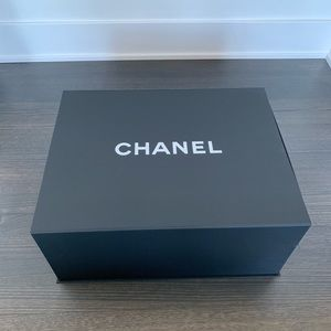 Authentic Chanel XL Box